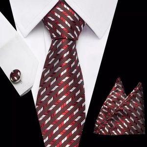 ❤️ Men's Tie Sets 10370